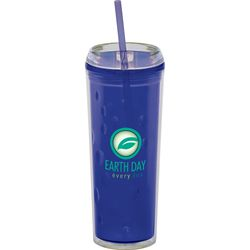 20 oz Hot & Cold Droplet Tumbler
