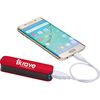 Universal Power Bank - 2000 mAh - Plastic, Charges Phones (Expanded Colors)