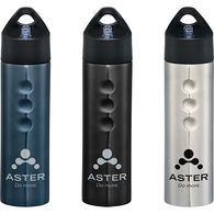 25 oz Stainless Steel Sports Bottle with Side Finger Grips