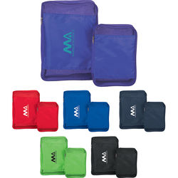 Set of 2 Packing Cubes Help You Stay Organized While You Travel