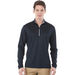 Quick Ship MEN's Tech Quarter-Zip Wicking Pullover