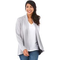 Quick Ship LADIES' Shawl Collar Blazer