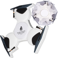 Fidget Spinner - Graduation Cap Shape