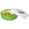 Microwave Vegetable Steaming Container