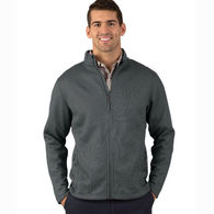Charles River® Men's Breathe Through, Layering Rib Knit Jacket