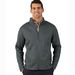 Men's Breathe Through, Layering Rib Knit Jacket