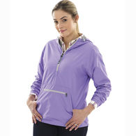 Charles River® Ladies' Pullover Anorak Jacket