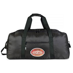 Brookstone® Dash Packable Travel Duffel Folds Into Pouch