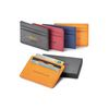 Leather Credit Card Wallet with RFID Protection
