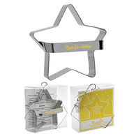 Metal Star Shaped Cookie Cutter