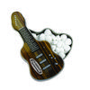 Electric Guitar Shaped Tin Filled with Mints