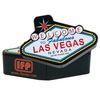 Las Vegas Sign Shaped Tin Filled with Mints