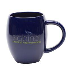 16 oz Glossy Ceramic  Mug