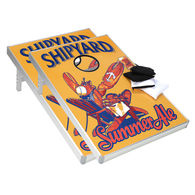 Aluminum Bag Toss Game for Trade Shows and Events