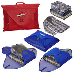 Packing Garment Folder Minimizes Wrinkles And Maximizes Luggage Space.