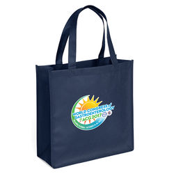"13"" x 13"" Non-Woven Tote with 18"" Handles - Full Color Printing"