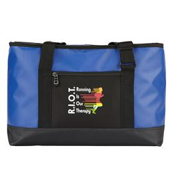 "18"" x 11"" Insulated Cooler Tote"