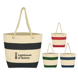 "18"" x 13.5"" Tote Bag With 25"" Rope Handles"