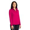 Ladies' Budget Quarter-Zip Pullover