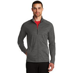 Ogio® Men's Strechy Full-Zip Jacket with Reflective Details