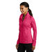 Ogio® Ladies' Strechy Full-Zip Jacket with Reflective Details and Mitten Sleeves