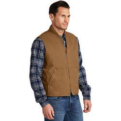 Men's Duck Cloth Work Vest