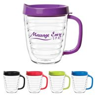12 oz. Double-Wall Acrylic Coffee Mug