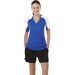 Quick Ship LADIES' Retail-Inspired  Athletic Color Block Wicking T-Shirt