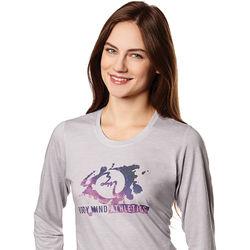 Quick Ship LADIES' Retail-Inspired Long Sleeve T-Shirt