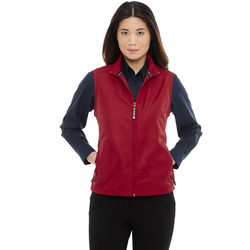 Quick Ship LADIES' Water Repellent Vest