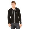 Bella + Canvas Adult Poly-Cotton Fleece Full-Zip Hoodie