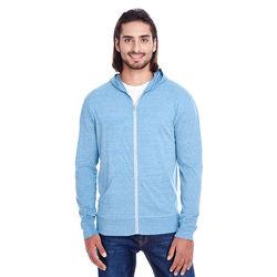Men's Triblend Light Hoodie (T-Shirt Weight)