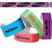 "1"" Tyvek Event Wristbands are Tamper Resistant and Waterproof (Lasts 1-3 Days)"