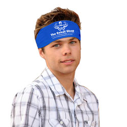 Unisex Moisture-Wicking Sport Head Wrap