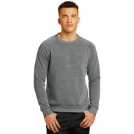 Alternative Apparel® Adult Organic/Recycled Long-Sleeve Basic Fleece Crew