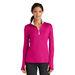 Nike® Golf Ladies' Dri-FIT Stretch 1/2-Zip Cover-Up