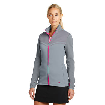 Nike® Golf Ladies' Therma-FIT Hypervis Full-Zip Jacket