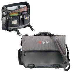 "MicroTek Saddle Bag - Holds up to 15"" Laptops"