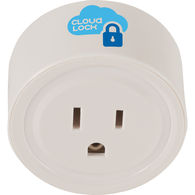 Round Wi-Fi Smart Plug Allows you to Control Your Devices from Anywhere!