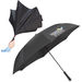 "Inversion Umbrella Opens and Closes Inside-Out! - 46"" Arc Manual-Open (30"" Folded)"