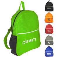 Curvy Non-Woven Budget Backpack - GOOD