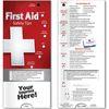 First Aid Safety Tips Pocket Slider Info Card
