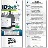 ID Theft Preventing & Detecting Pocket Slider Info Card