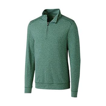 Men's Cutter & Buck® Melange Stripe Pullover