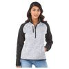 Quick Ship LADIES' Retail-Inspired Sweater Knit Pullover Jacket