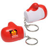 Boxing Glove Stress Reliever Key Chain
