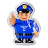 Mini Hot-Cold Pack - Police Officer