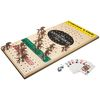 Horseracing Maple Wooden Board Game