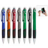 Ballpoint Stylus Pen with Backlit Engraving - Your Logo Glows!