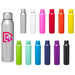 16.9 oz Stainless Steel Vacuum Insulated Tumbler with Powder Coated Finish and Matching Lid